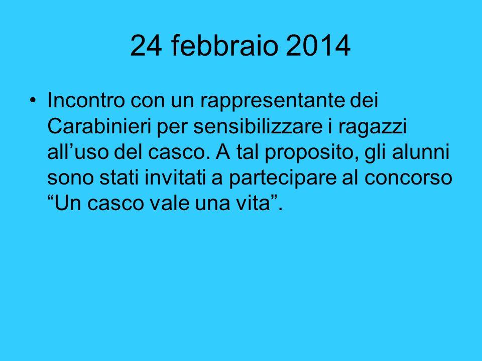 24 febbraio 2014
