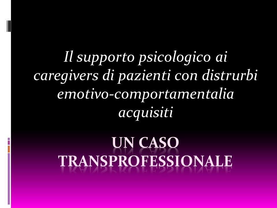 Un caso transprofessionale