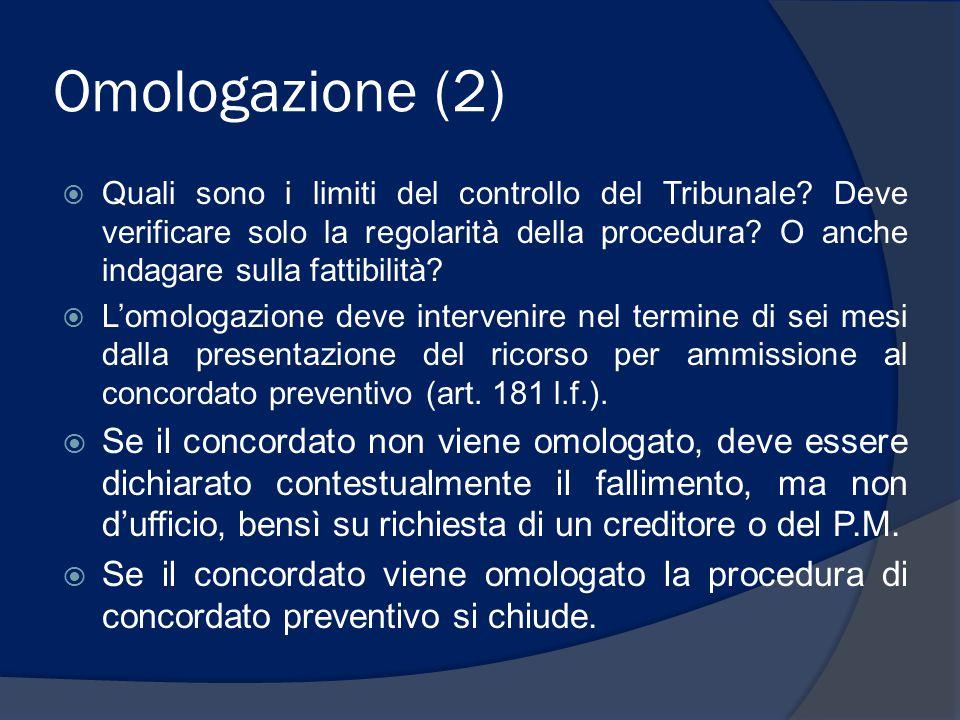 Omologazione (2)