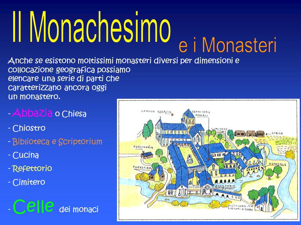 e i Monasteri