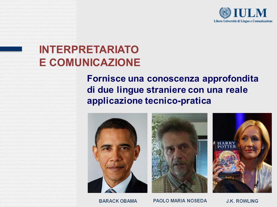 Interpretariato e comunicazione