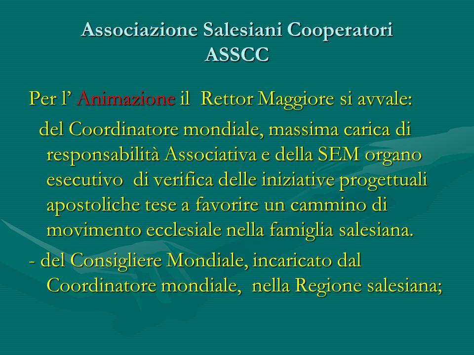 Associazione Salesiani Cooperatori ASSCC