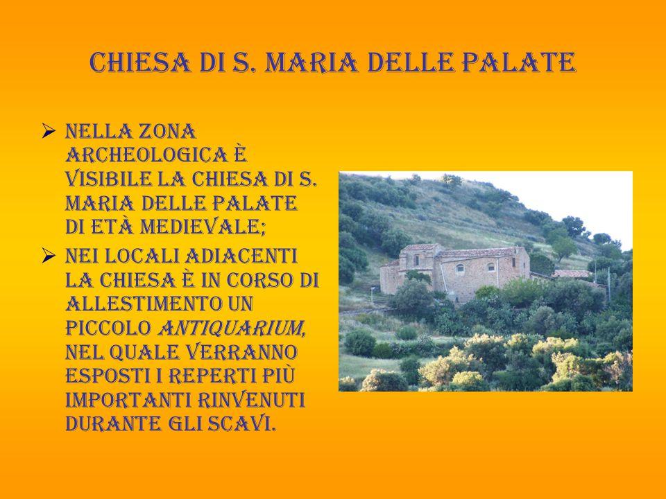 Chiesa di s. maria delle palate