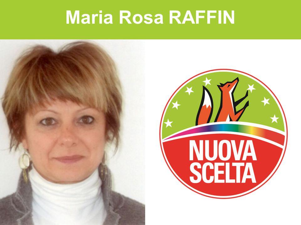 Maria Rosa RAFFIN