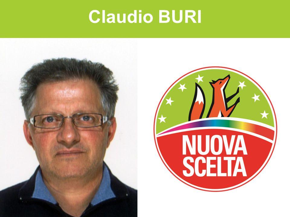 Claudio BURI