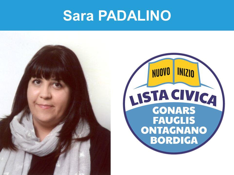Sara PADALINO