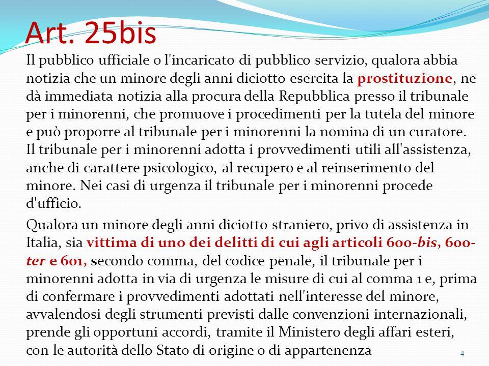 Art. 25bis