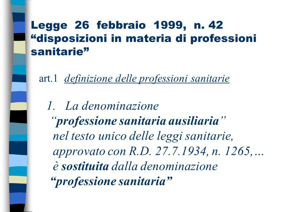 Legge 26 febbraio 1999, n.