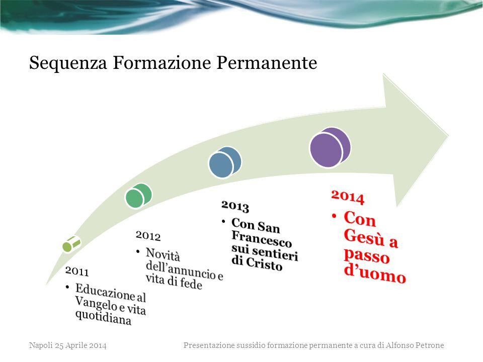 Sequenza Formazione Permanente