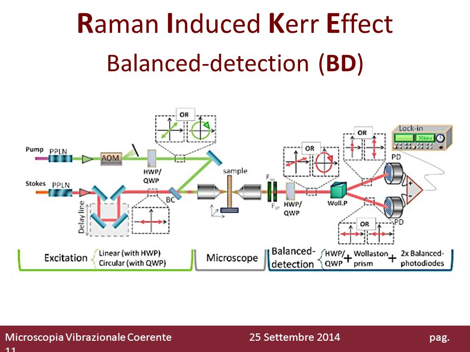 Raman Induced Kerr Effect