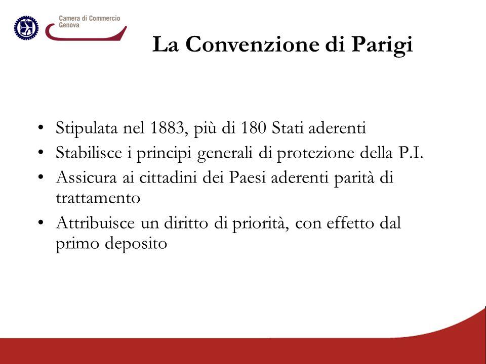 La Convenzione di Parigi