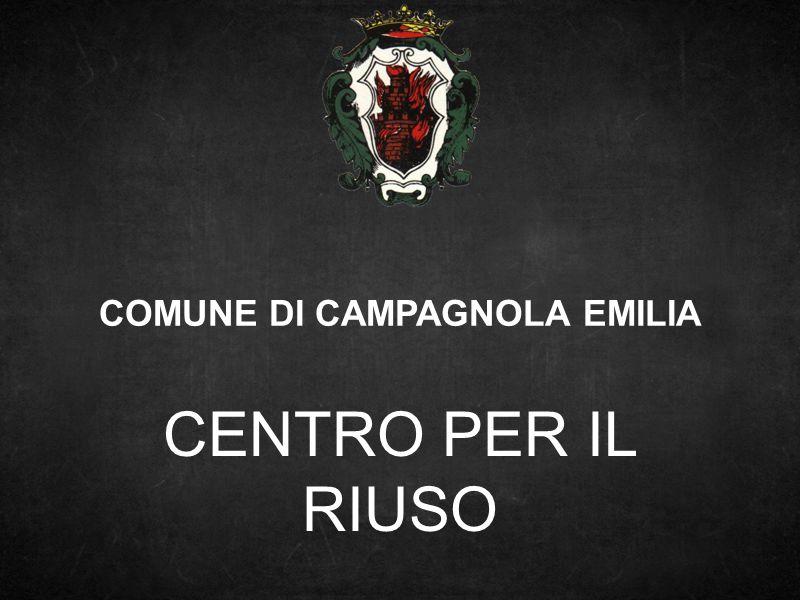 COMUNE DI CAMPAGNOLA EMILIA