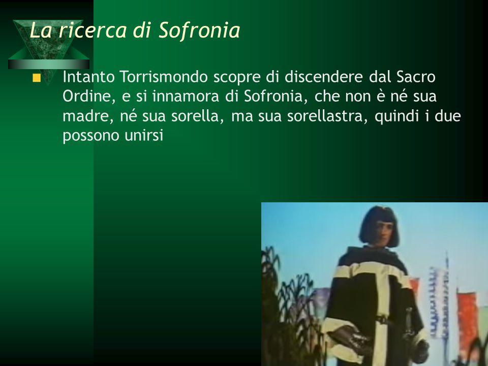 La ricerca di Sofronia