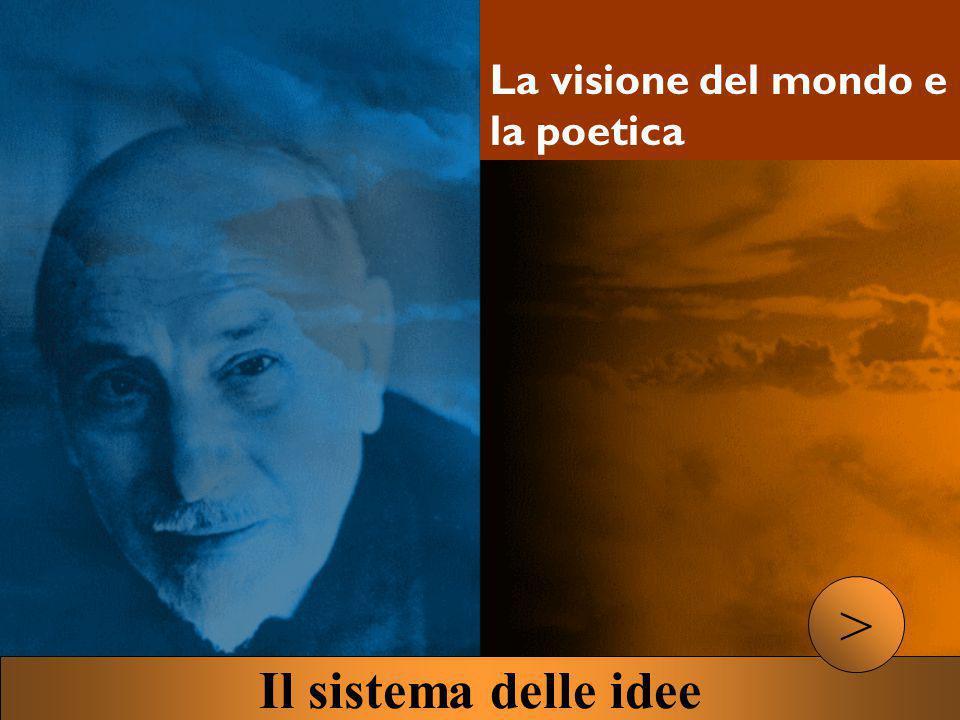 La visione del mondo e la poetica