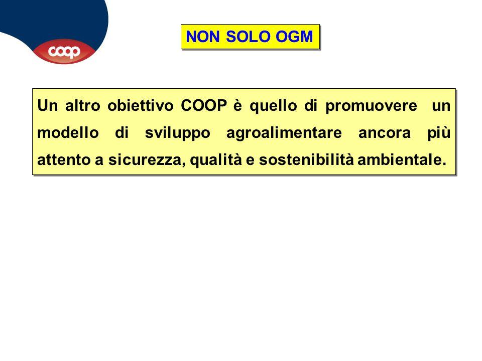 NON SOLO OGM