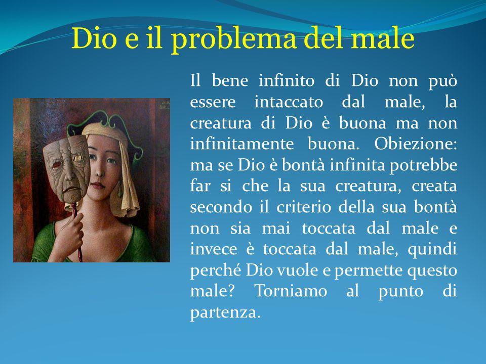 Dio e il problema del male