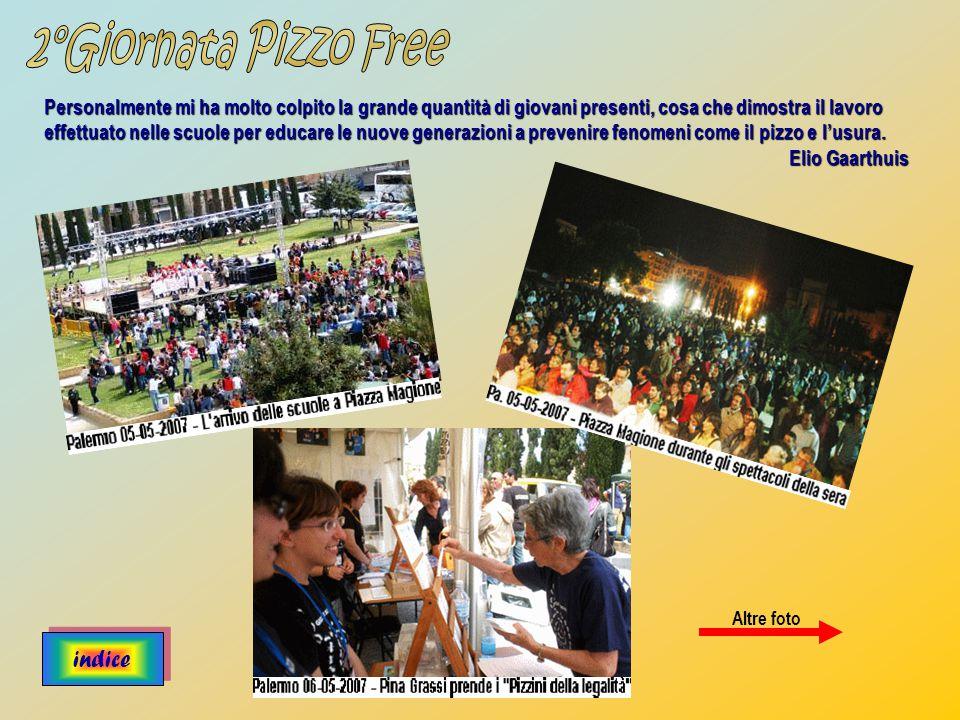 2°Giornata Pizzo Free indice