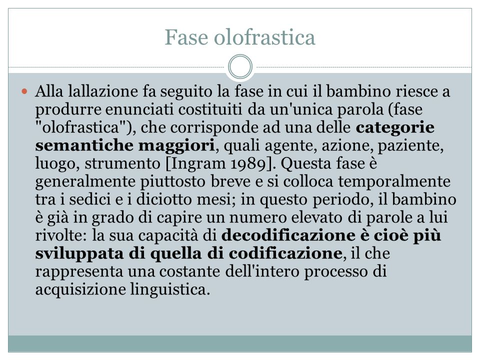 Fase olofrastica
