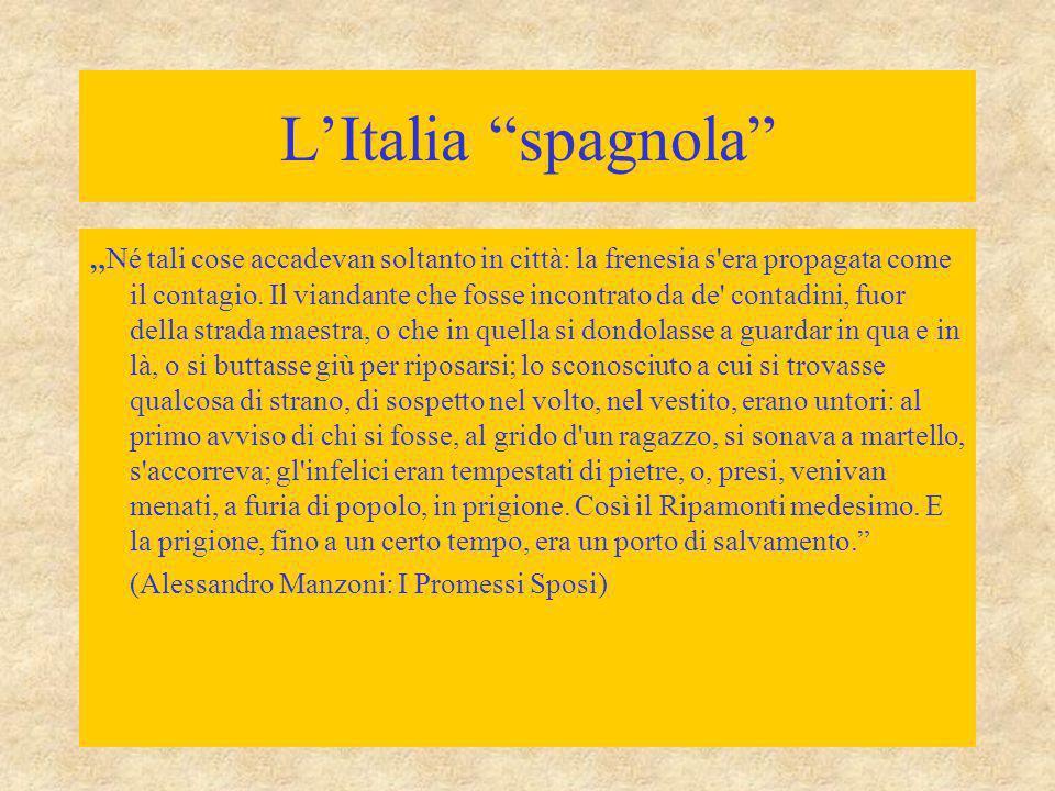 L'Italia spagnola