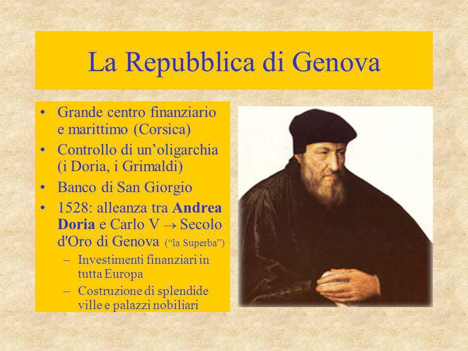 La Repubblica di Genova