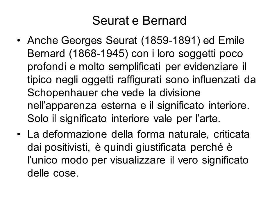 Seurat e Bernard