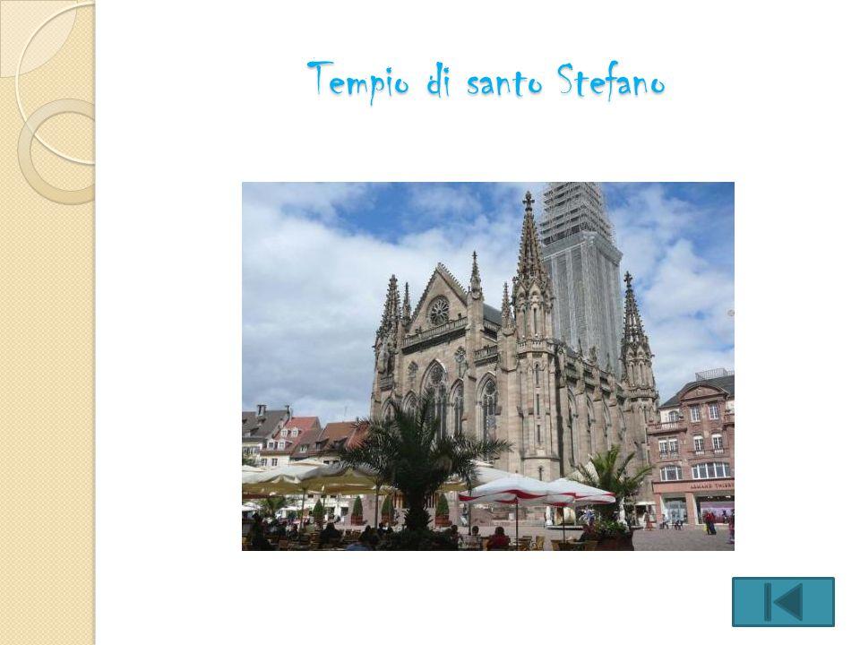 Tempio di santo Stefano