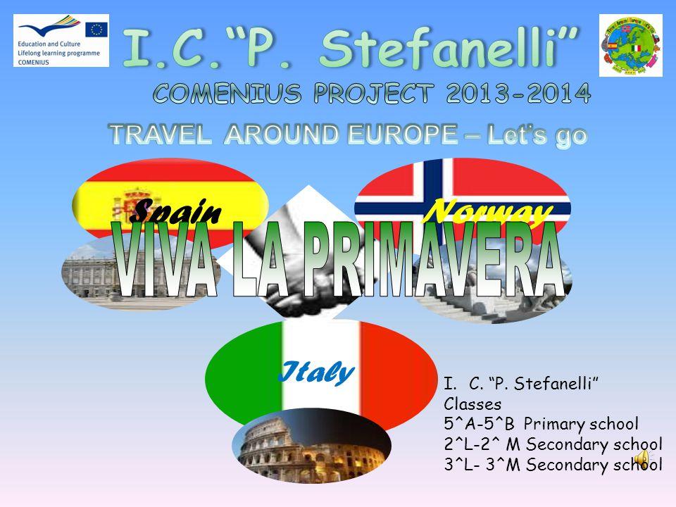 TRAVEL AROUND EUROPE – Let's go