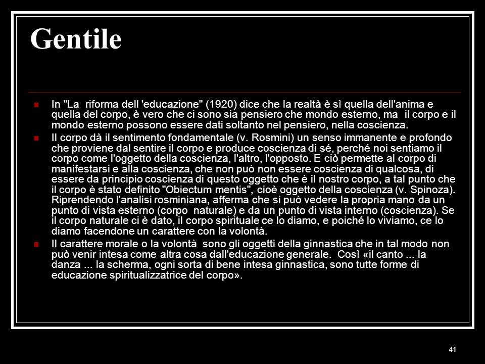 Gentile