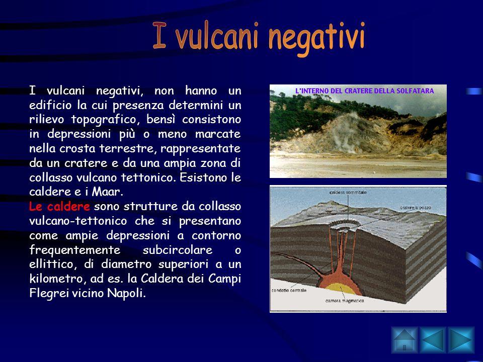 I vulcani negativi