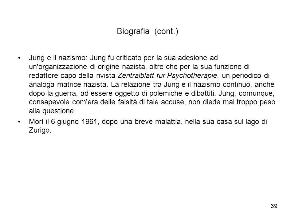 Biografia (cont.)