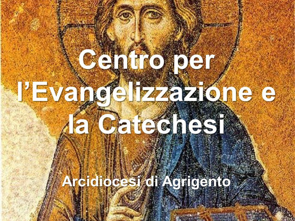 Centro per l'Evangelizzazione e Arcidiocesi di Agrigento