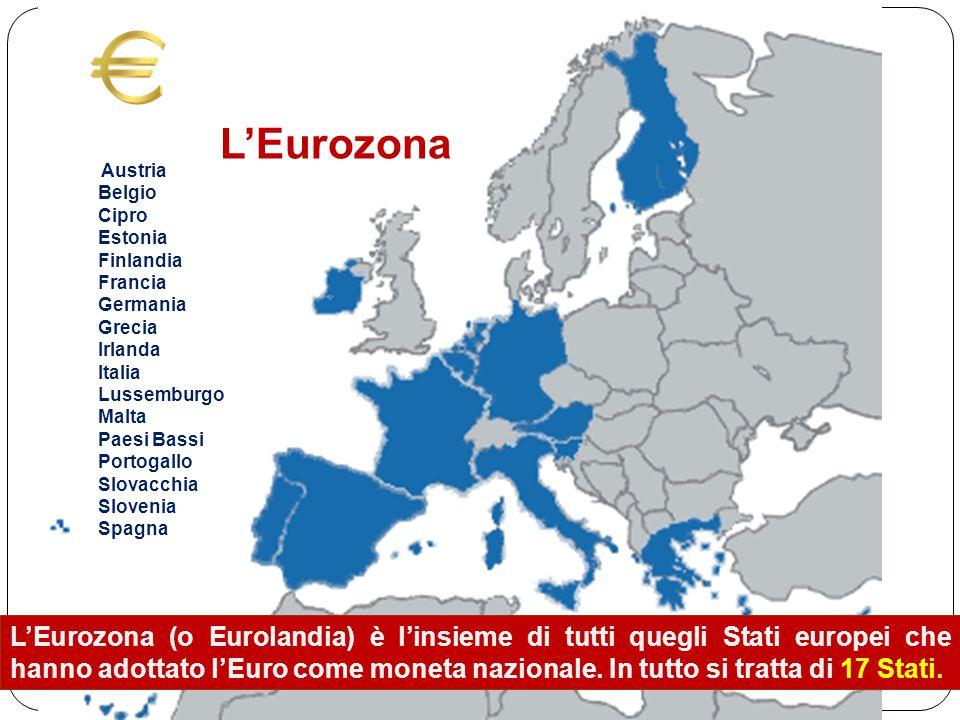 L'Eurozona Austria.