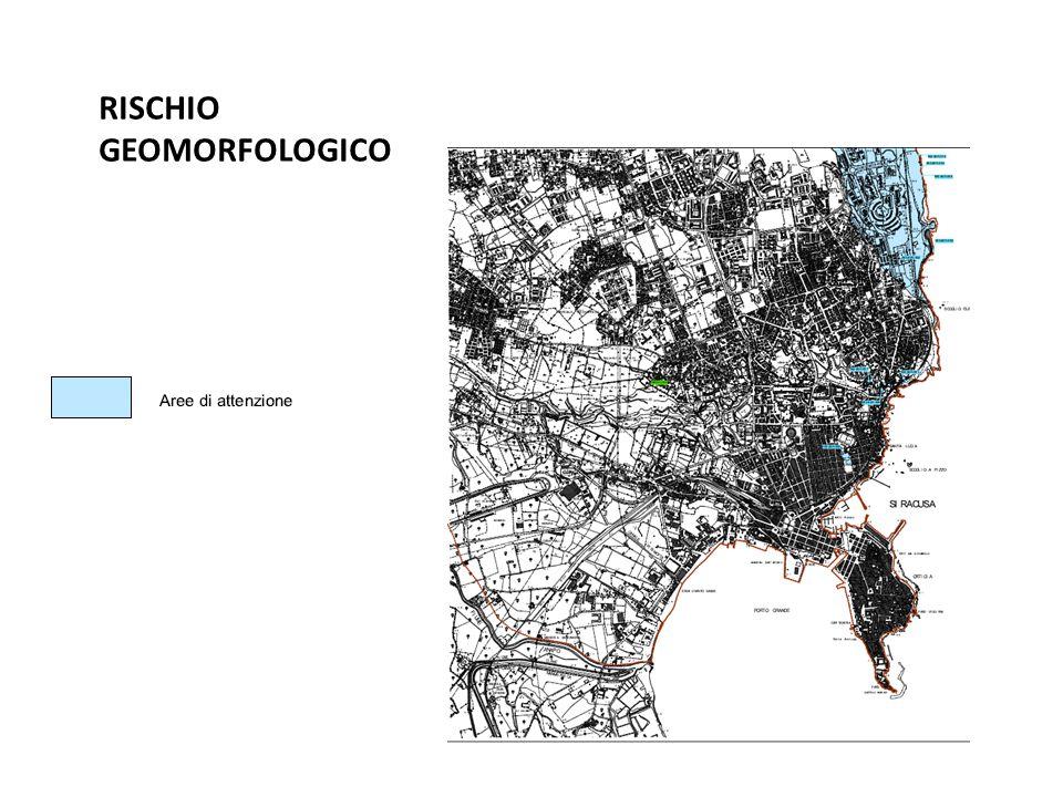 RISCHIO GEOMORFOLOGICO