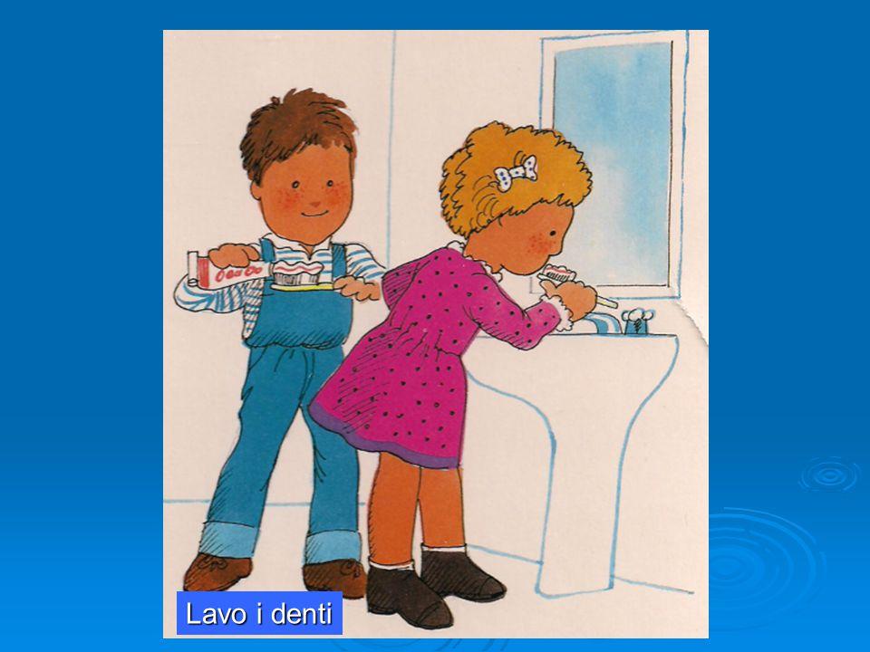 Lavo i denti a cura dell ins.te Lucia Pellegrino nell ambito del corso PON una LIM per tutti 2014