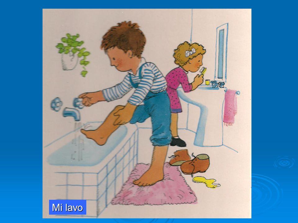 Mi lavo a cura dell ins.te Lucia Pellegrino nell ambito del corso PON una LIM per tutti 2014