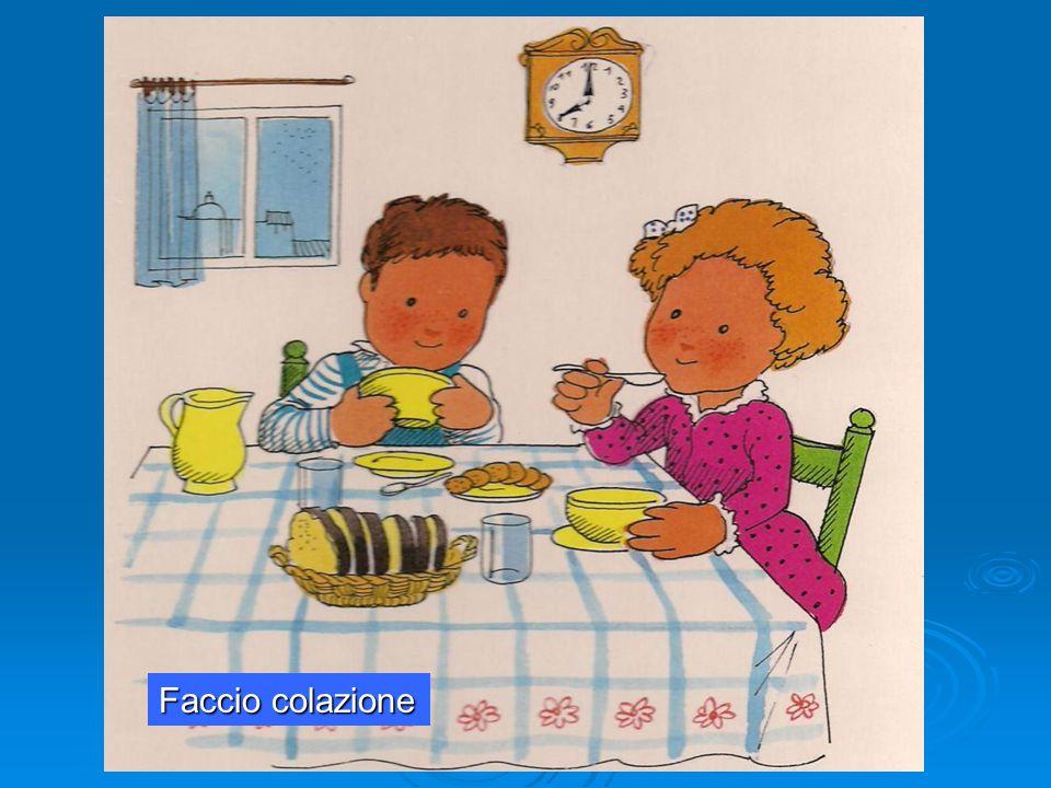 Faccio colazione a cura dell ins.te Lucia Pellegrino nell ambito del corso PON una LIM per tutti 2014.