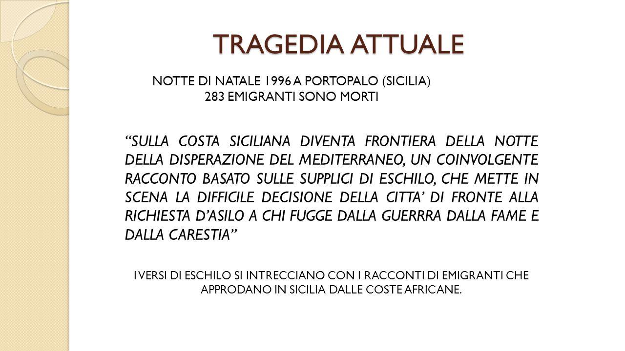 NOTTE DI NATALE 1996 A PORTOPALO (SICILIA)