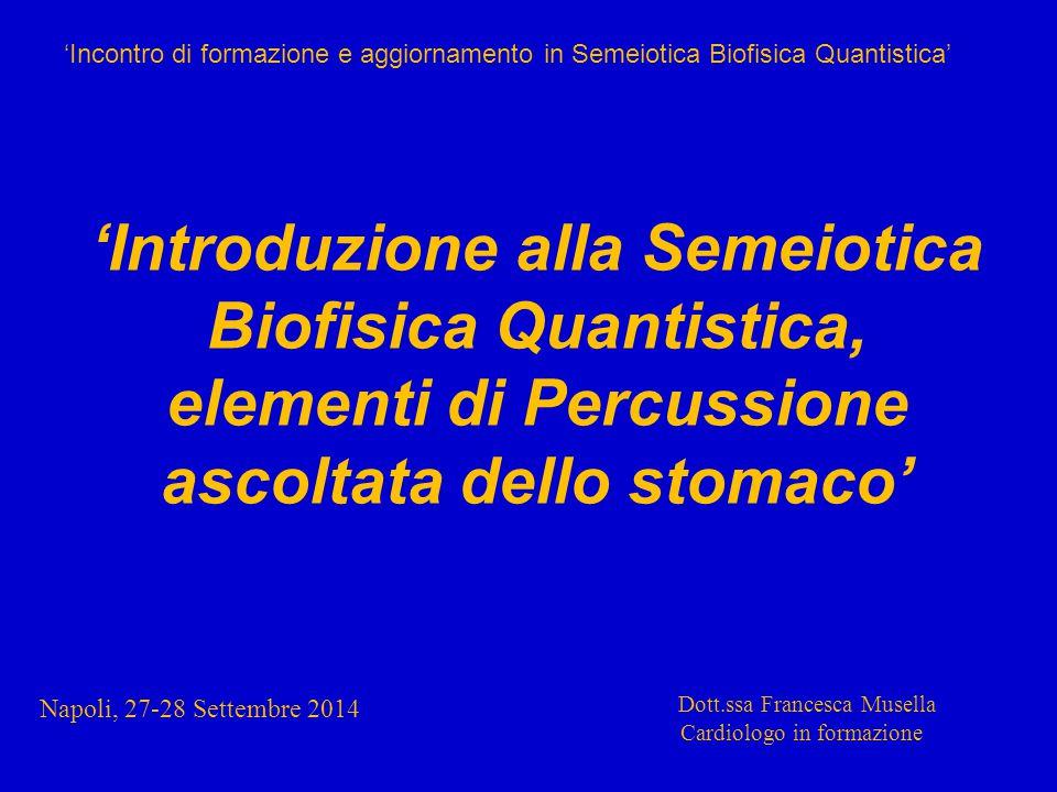 Dott.ssa Francesca Musella Cardiologo in formazione
