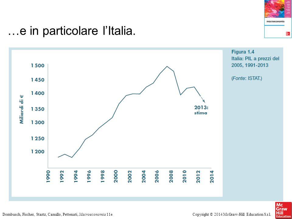 …e in particolare l'Italia.