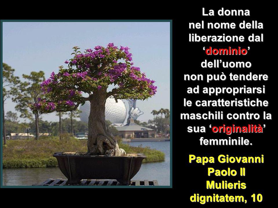 Papa Giovanni Paolo II Mulieris dignitatem, 10