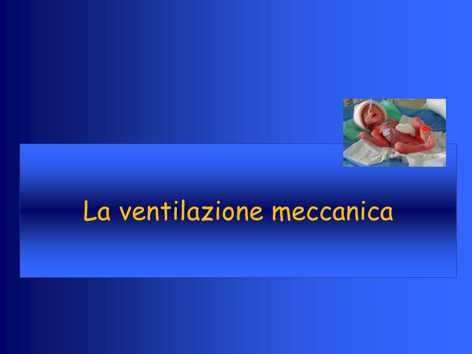 La ventilazione meccanica