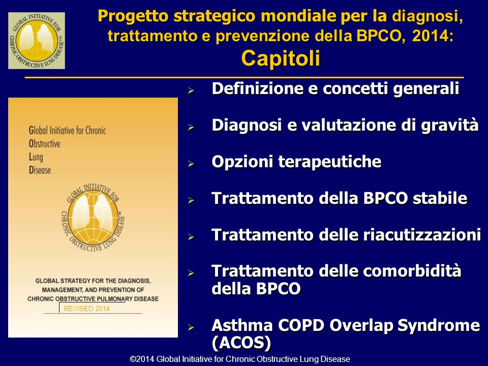 ©2014 Global Initiative for Chronic Obstructive Lung Disease