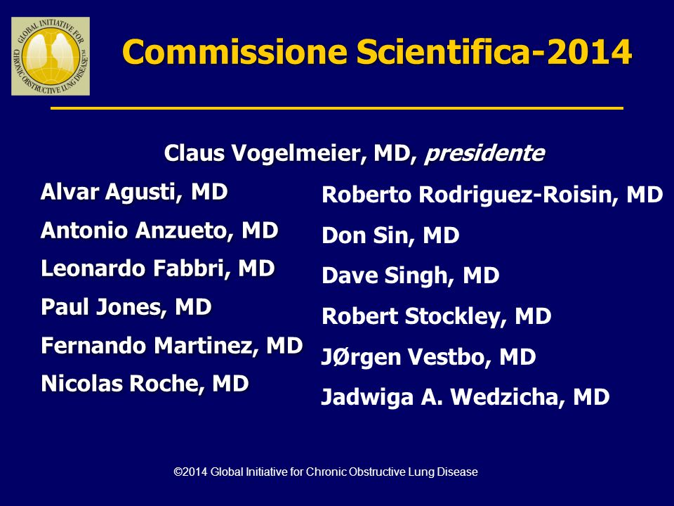 Commissione Scientifica-2014