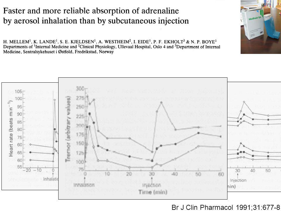 Br J Clin Pharmacol 1991;31:677-81
