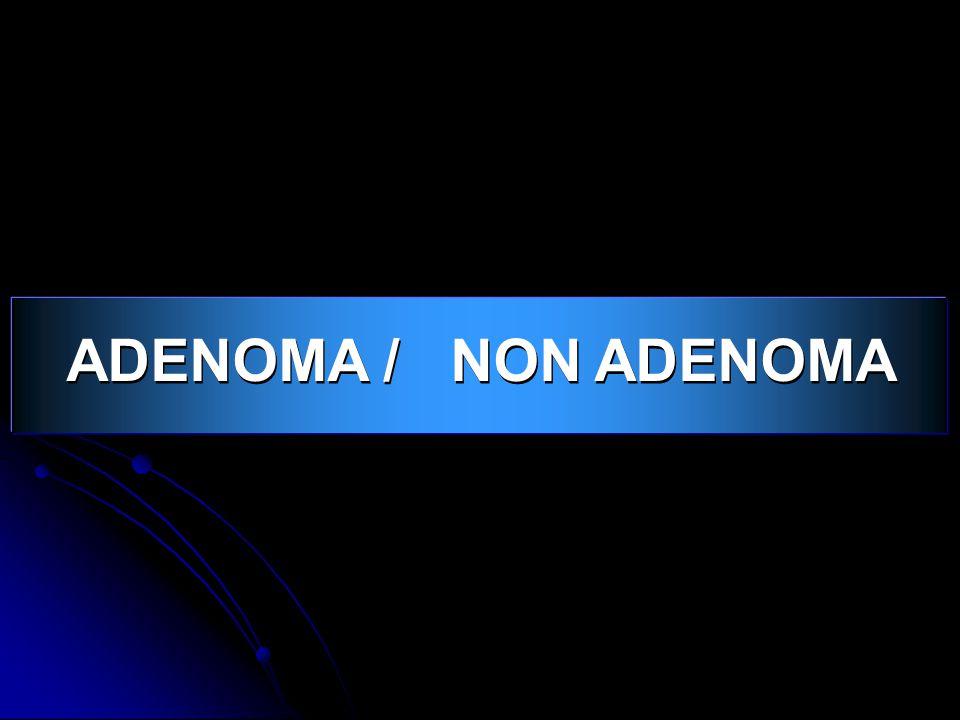 ADENOMA / NON ADENOMA 13