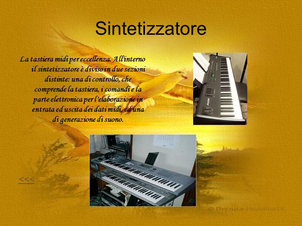 Sintetizzatore <<<