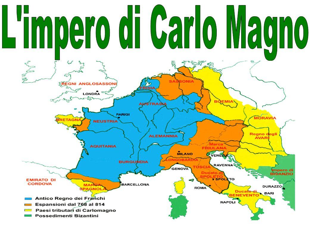 L impero di Carlo Magno