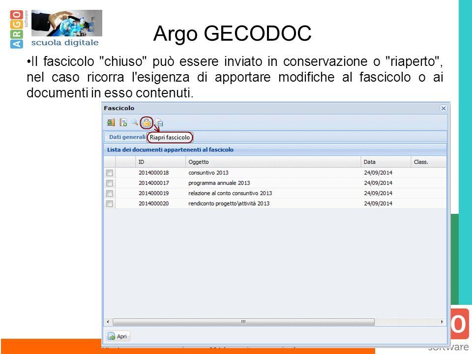 Argo GECODOC