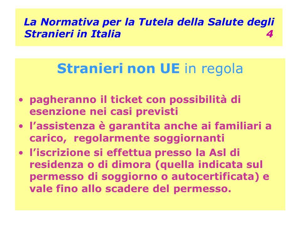 La Normativa per la Tutela della Salute degli Stranieri in Italia 4