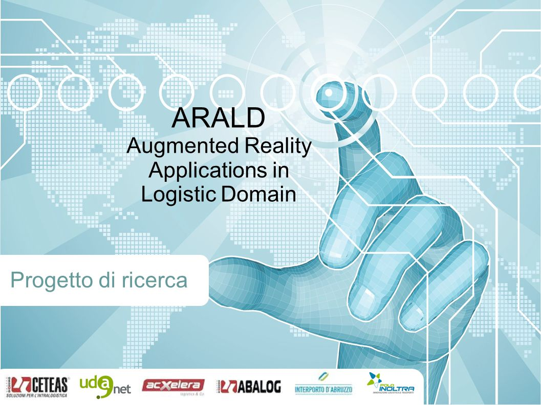 Augmented Reality Applications in Logistic Domain